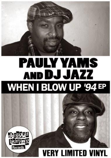 pauly yams