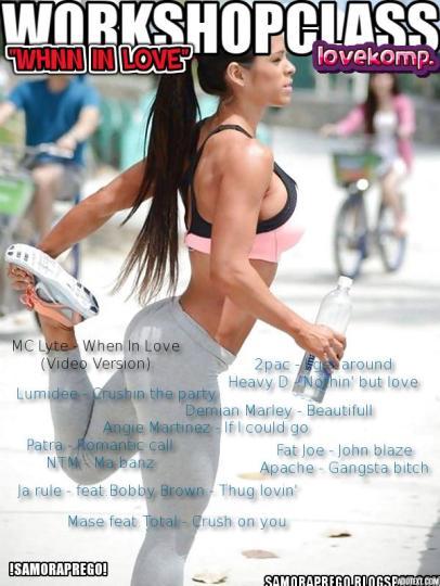 Workshopclass - Whnn In Love (Mixtape)