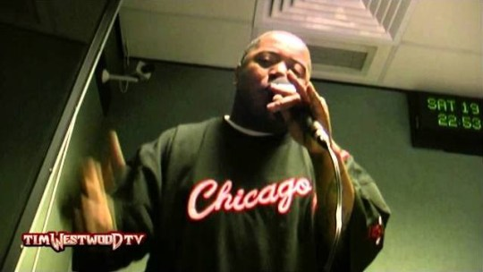Throwback Video: Westwood - Twista Freestyle & Interview
