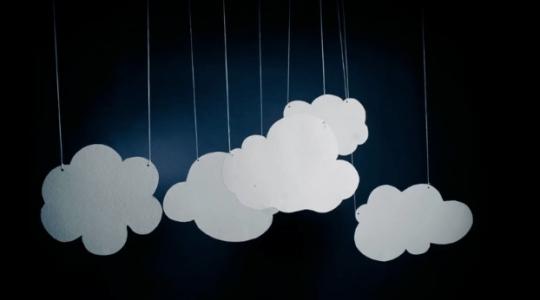 Ignja - U oblacima