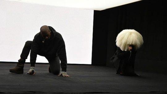 Kanye West & Sia