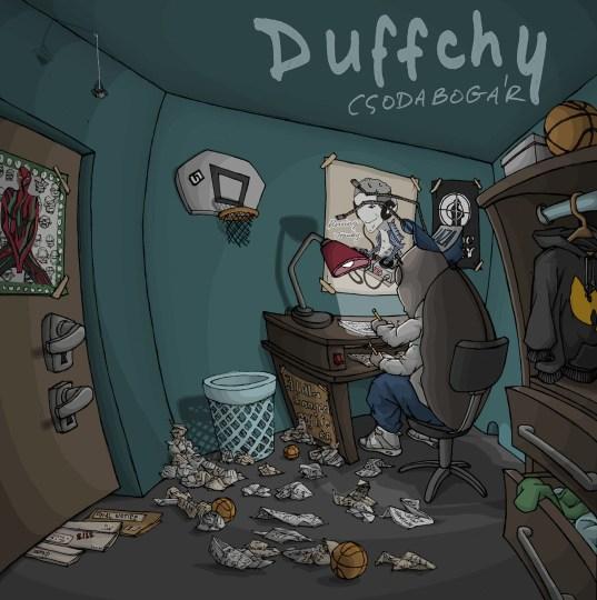 DuffchyCsodabogarFront