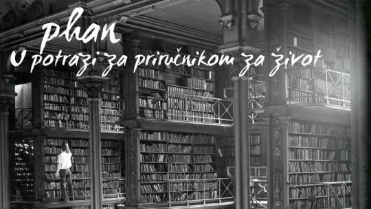 Phan - U potrazi za priručnikom za život EP