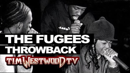 The Fugees For Tim Westwood (1995)