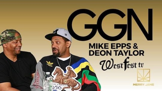 Video: Mike Epps & Deon Taylor on GGN (Hosted by Snoop)