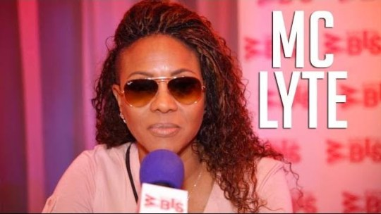 Video: MC Lyte Talks About Her Legacy & Her Hip Hop Inspirations