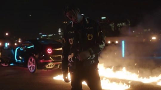 Video: Major Lazer ft. Travis Scott, 2 Chainz, Pusha T & Mad Cobra - Night Riders