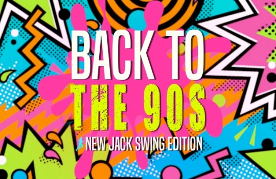 DJ C Rich - Back To The 90's (New Jack Swing Edition)