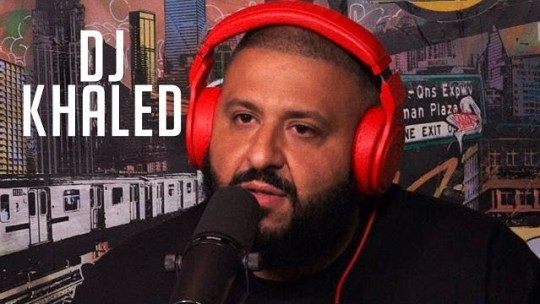 Video: DJ Khaled on Ebro in the Morning