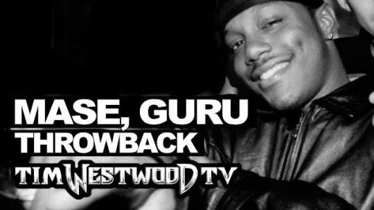 Mase & Guru Freestyle for Tim Westwood (1998)