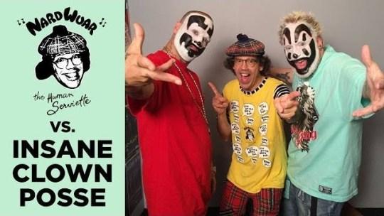 Video: Nardwuar vs. Insane Clown Posse
