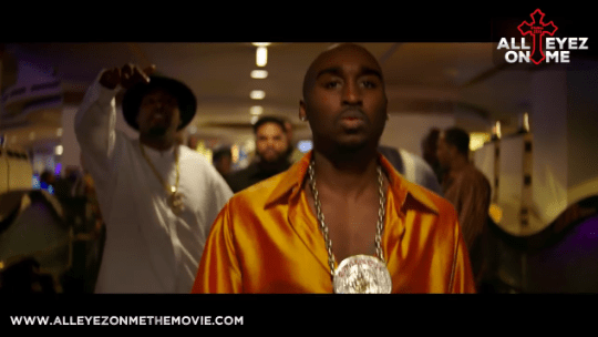 """A New Teaser For Tupac's Biopic """"All Eyez on Me"""" Surfaced"""