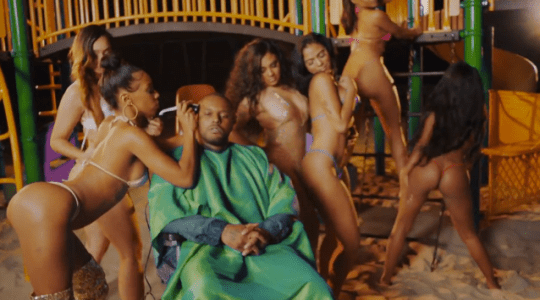 Video: ScHoolboy Q ft. Miguel & Justine Skye - Overtime