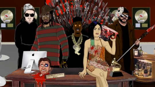 Video: Big Daddy Kane ft. Joell Ortiz, Token & More - Kill At Will: The Final Chapter