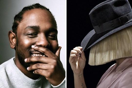 Sia ft. Kendrick Lamar
