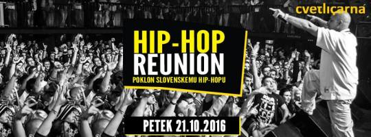 hip hop reunion