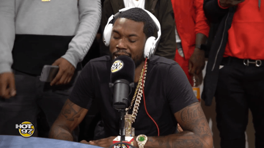 Meek Mill Fires Back At The Game In Funk Flex Freestyle
