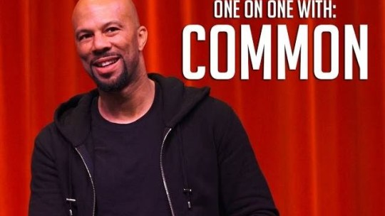 Video: Common's Interview for WBLS