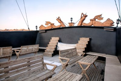 Pirate Sun Deck