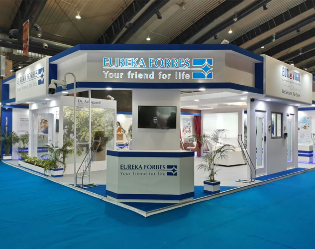 Image result for eureka forbes aquaguard kiosk