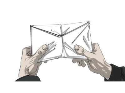 La Carta Comic book