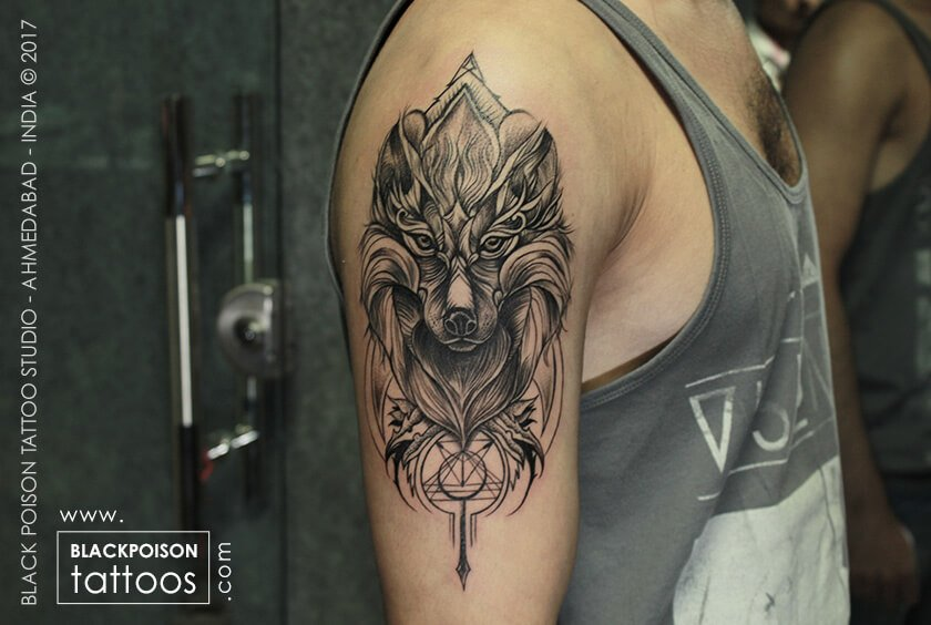 Wolf Best Tattoo