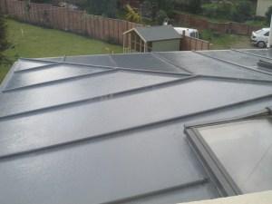 Fibreseal. flat roof grp fibreseal fibreglass blackpool industrial residential roofing