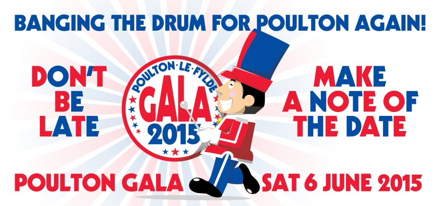 See you at Poulton-Le-Fylde Gala 2015