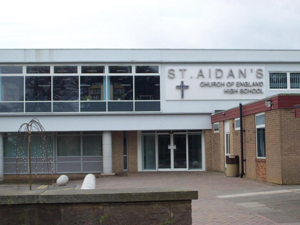 St Aidan's CE High School has submitted a planning application for a new sports hall