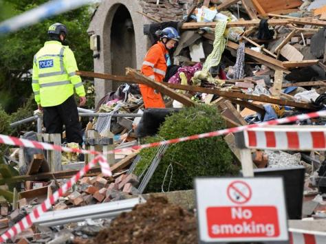 """Speaking to reporters at the scene, Joe Edwards, Assistant Chief Constable of Lancashire Police, said: """"Shortly after 2.40am this morning emergency services were called to residential properties following reports of a large explosion at the address."""