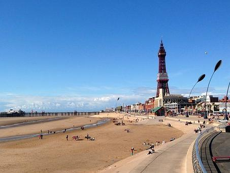 There's nothing quite like a day at the seaside, and Blackpool is one of the best beach resorts in the UK. The whole family will love relaxing in the sun, taking a dip in the sea and enjoying an ice cream along the promenade. There is plenty of space for sandcastles, sunbathing and family games, so you really can make a day of it.