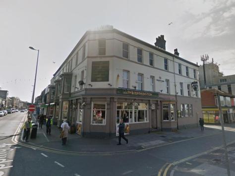 Washington / Topping Street / Blackpool / Lancashire / FY1 3AF / 01253 620885