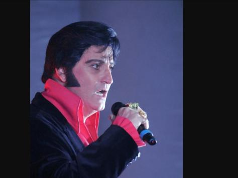 Sandlin, then aged 43, had been working as an Elvis Presley tribute act at a show on the resort's Central Pier at the time of the sex attacks on a schoolgirl
