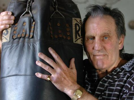 The funeral for boxer Brian London, who died at the age of 87 last month, will take place on Tuesday