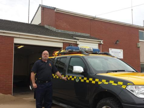 Paul Little, station officer at Lytham and Blackpool coastguard, said volunteers would enable his team to focus on life-endangering incidents.