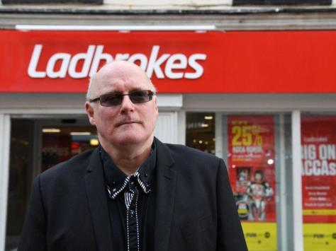 """Terry Kilgariff, chairman of Gambling Harms North West Alliance, said Mr Benton's promotion of high street bookies was """"inappropriate."""""""