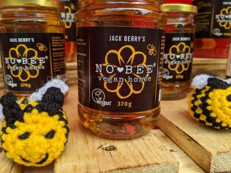 Jack Berry's No Bee Vegan Honee