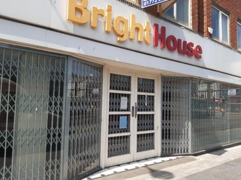 The former Bright House store earmarked to become Food Plus