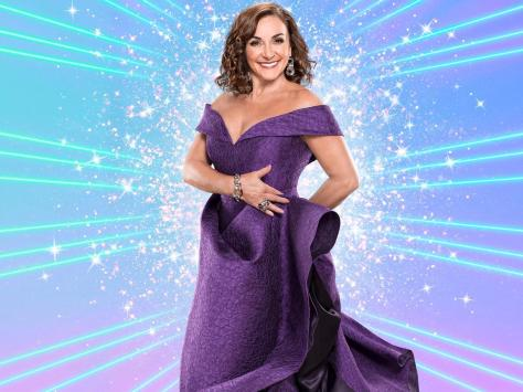 Queen of Latin Shirley Ballas has served as head judge on Strictly Come Dancing since 2017 picture: BBC Pictures