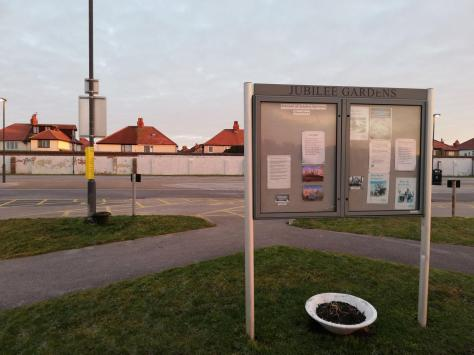 Youths have reportedly been gathering in Cleveleys, particularly on Jubilee Gardens where there is a park and skate park.