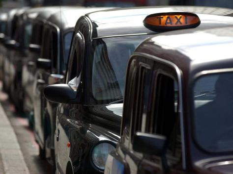 A Hackney driver has been punished for smoking in their cab