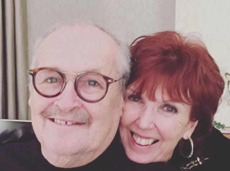 Bobby Ball and his wife Yvonne
