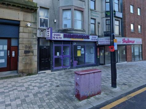 """Burgershack, 20 Talbot Rd, Blackpool, FY1 1LF - 5 out of 5 (2 reviews) """"The best kebab, chicken wings, burgers and pizza I have had in Blackpool."""""""