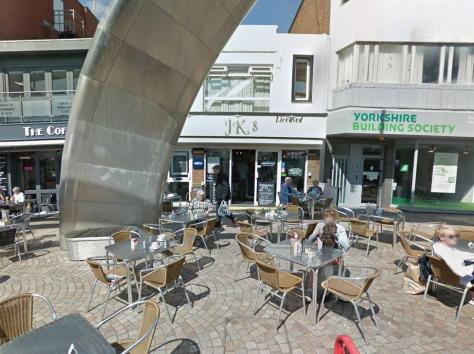 """JK's Cafe and Grill, 14 Birley St, Blackpool, FY1 1DU - 4.6 out of 5 (364 reviews) """"Great friendly service, delicious food."""""""