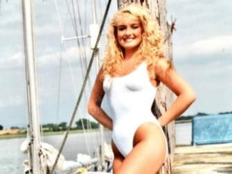 Eden's mum Dawn Kippax won Miss Beautiful Blackpool 1987. Pic: Eden Kippax
