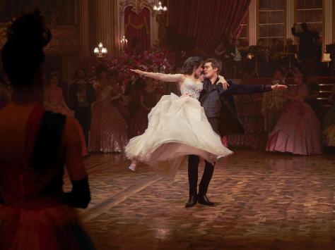 Camila Cabello and Nicholas Galitzine star as Cinderella and Prince Robert in the new Amazon Prime movie