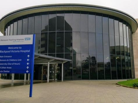 Podiatrists at Blackpool Victoria Hospital are offering better treatment to diabetics