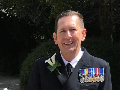 Second Officer Paul Owen