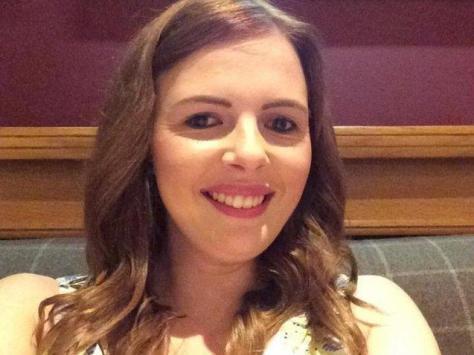 Keith's daughter Zara is battling brain cancer. Pic: Zara Taylor