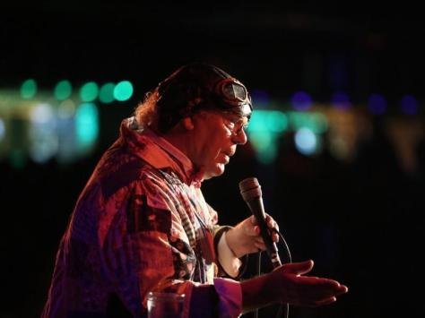 Roy 'Chubby' Brown is well known for the content of his shows